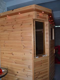 Sauna - exterior