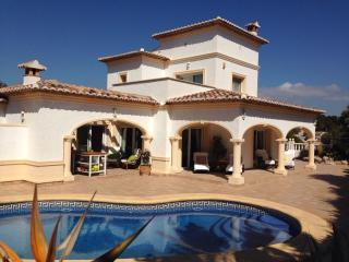 Magnífica Villa con piscina privada, Moraira