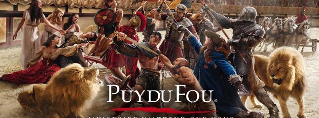 Grand Parc du Puy du Fou à 50 minutes