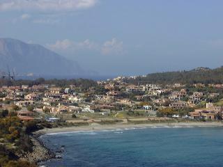The small village of Porto Frailis.