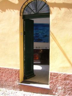Alguerhome Blue Fish House, sea view of the bay