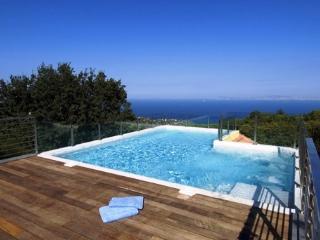 Luxury Villa Eva, private pool, sea view, wifi, free parking, Jacuzzi pool