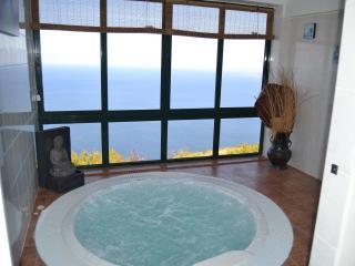 Country House, Terrace, Quiet and Sea View 102, Faja da Ovelha