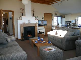 Loch Portain House, North Uist