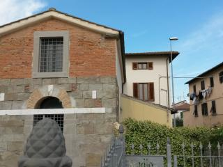 Erik's home between Vinci and Florence., Empoli