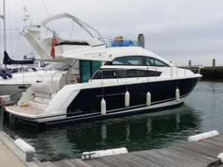Luxury Motor Yacht in Lymington