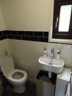 Bathroom / shower cubicle