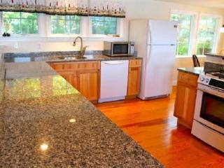 Huge Kitchen Granite Counter