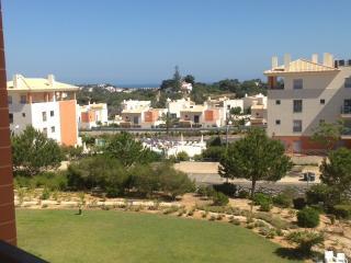 Garden views from terrace