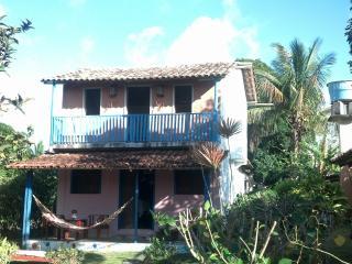 Casa das Falesias Cumuruxatiba Bahia