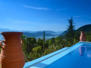 Villa Gabriella Lefkada.  Ionian luxury.  Immerse yourself.