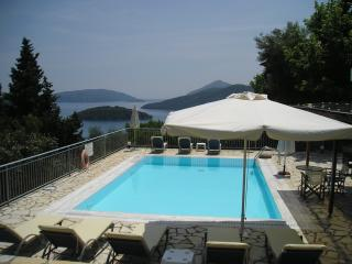 Villa Vasia - pool area