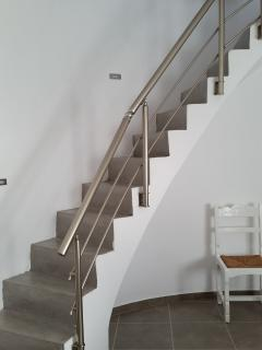 STAIRS FOR SECOND FLOOR