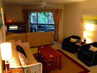 Steps away from the beach, 3 pools, Sauna, Tennis, New Smyrna Beach