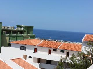 Sea-view from the upper terrace
