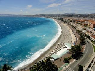 Nice a 100m de la mer, Niza