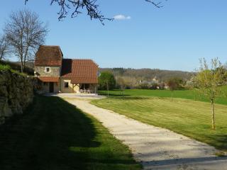 maison de campagne, Salviac
