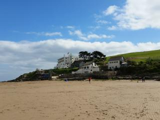 Stunning Beachside Apartment in Bigbury on Sea