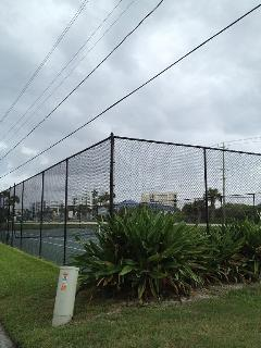 Private tennis courts for our owners and guests use only as you desire! (On our property)