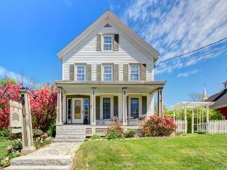 Charming, historic home located in a quaint seaside village, Wiscasset