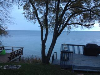 Beautiful View on Lake Erie, Haldimand