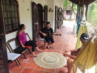 Quartos Compartilhados - ETM Hostel, Camburi