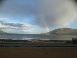 On the Beach. Next door to The Balmoral hotel, Warrenpoint