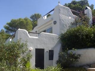 Casa Grande 2 bedroom house view sea views, Cala Vadella