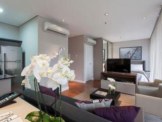 Cozy 1 Bedroom Apartment in Vila Olimpia, São Paulo