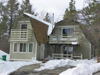 Moonridge Big Bear Lake Cabin ski 10 max, Big Bear Region