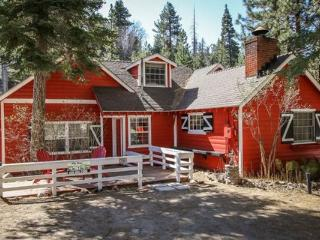 Canyon Cabin Red #1509 ~ RA52362, Fawnskin