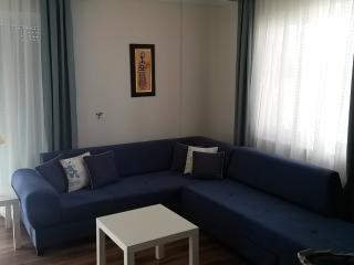 Fully furnished flat close to all beaches, Antália