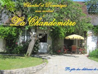 La Chandomière, Mer
