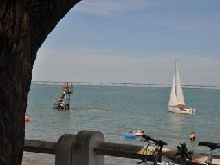 Le Plongeoir appartement face à la mer 2/3 pers, Saint-Trojan-les-Bains
