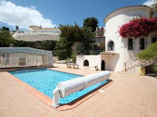 Andrema 10 modern well furnished holiday villa, Benissa