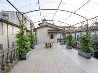La Terrazza Fiorita, Bergamo