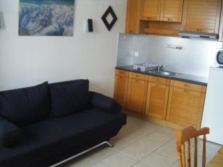 Appartement avec Chambre Vue Montagne Pied des pistes pour 4 personnes