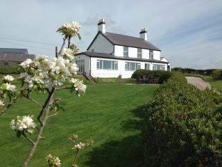 Afallon,  very spacious with super panoramic views, Aberdaron