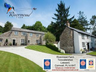 Rivermead Farm - Farm Cottage, Bodmin