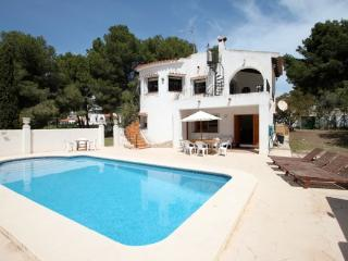 Luisa villa a large house with Mediterranean style