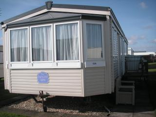 Static Caravan Seaside Caravan Park Trusthorpe