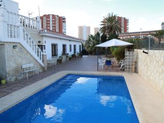 Villa Ana Loft with Pool near beach, Benidorm