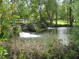 La Moulin d'Echanfray, Notre-Dame-du-Hamel