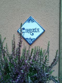 logo appartamento Girasole