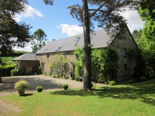 Normandy country cottage holiday rental, Cerisy-la-Foret