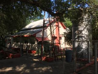 York Creek Cottage (the Wahlheifer Haus), New Braunfels