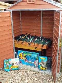 The Games Shed