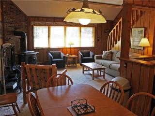 Located at Base of Powderhorn Mtn in the Western Upper Peninsula, A Comfortable Duplex 1 Block from Main Ski Lodge with Private Whirlpool Tub, Ironwood
