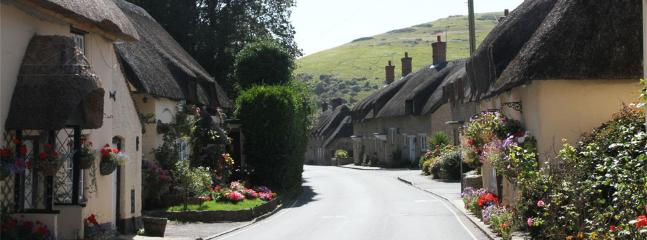 Picturesque West Lulworth