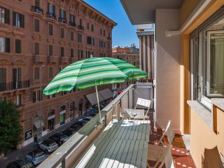 Rome Unique Vatican terrace 1 bedroom